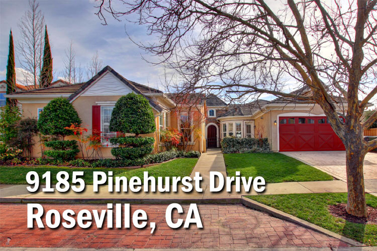 9185 pinehurst drive roseville california 95747