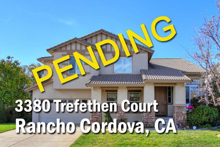 3380 Trefethen Court Rancho Cordova CA 95670